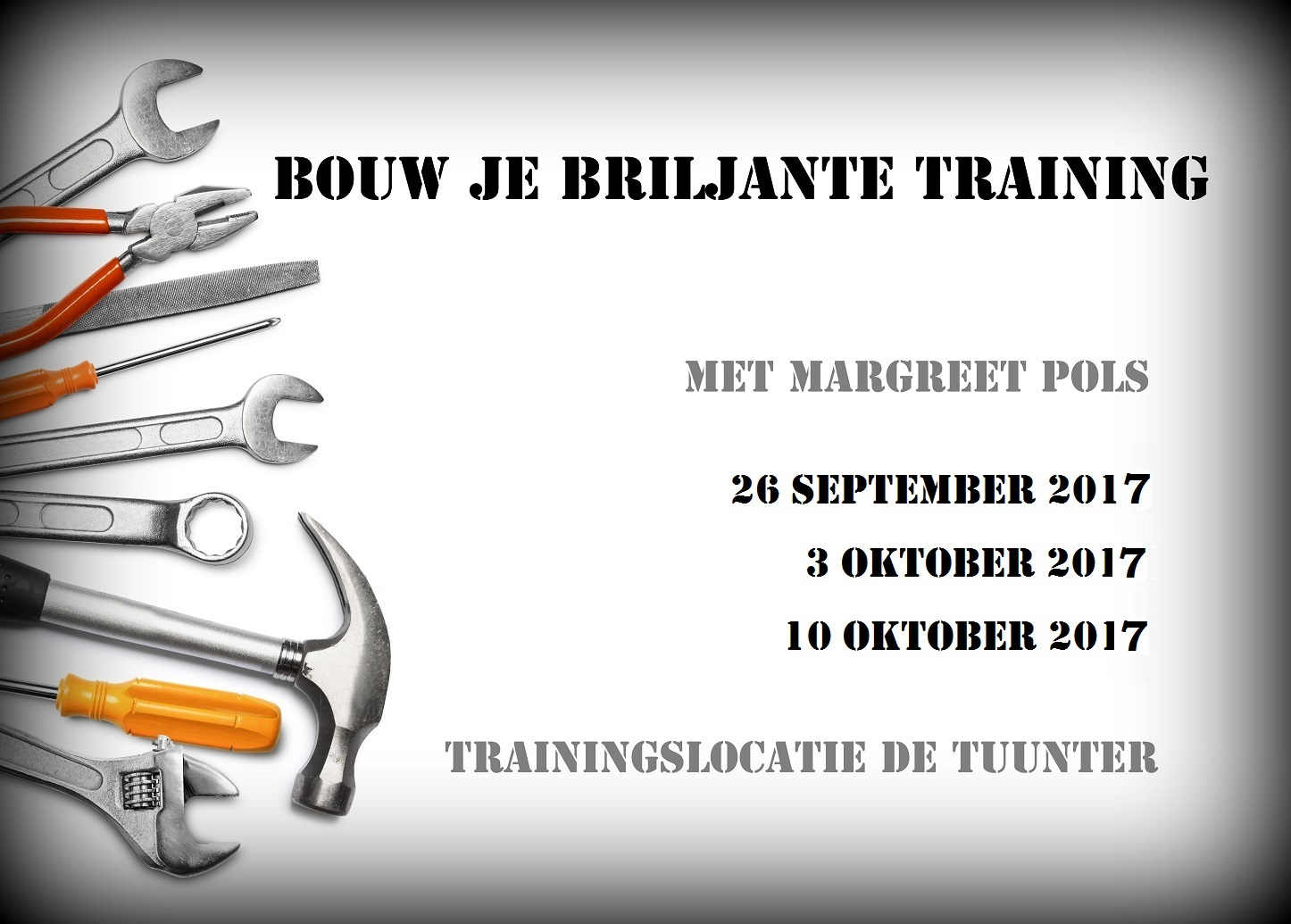bouw je briljante training