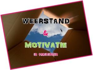 Weerstand en motivatie in trainingen